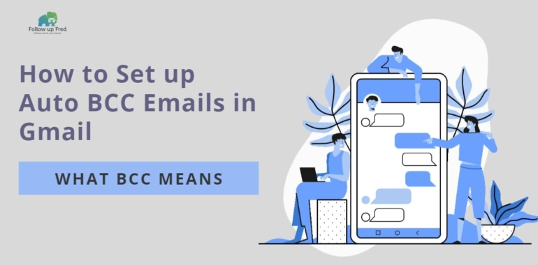 How to Set up an Auto BCC Email in Gmail